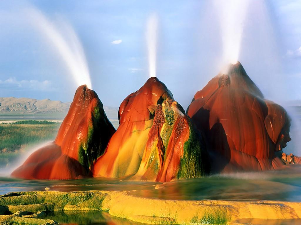 Инопланетные пейзажи в которые сложно поверить Фото
